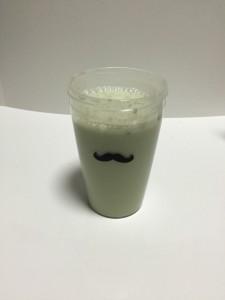 ミネラル酵素グリーンスムージー飲むヨーグルト完成