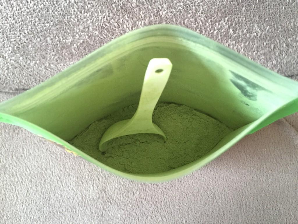 グリーンベリースムージー粉