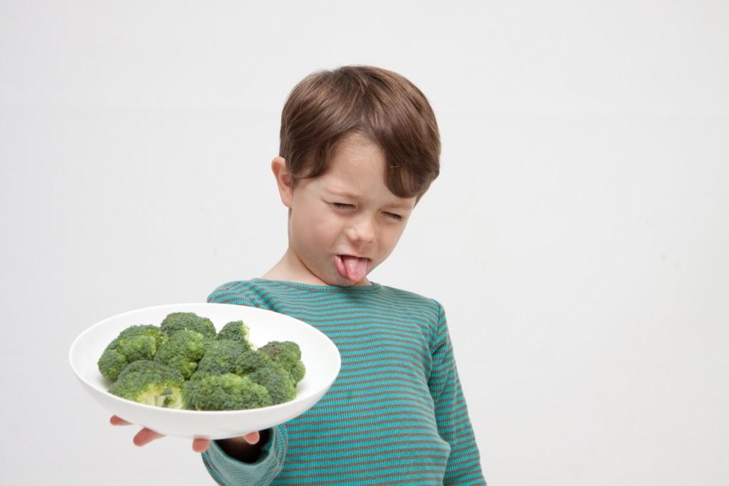 子供野菜嫌い