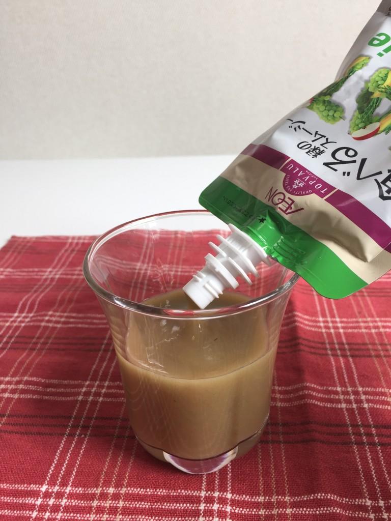 イオンの食べるスムージー2